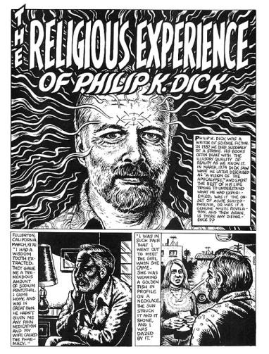 P.K. Dick Religious Experience